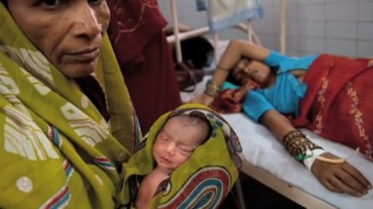 silcence maternal mortality in india
