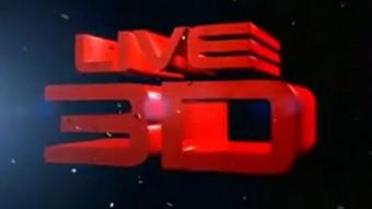 live-3d-television