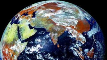 Planet Earths Northern Hemisphere