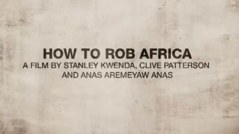 how to rob africa