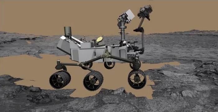 mars rover documentary discovery - photo #7