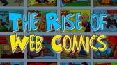 the rise of web comics
