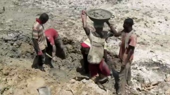 Chinese mining in Ghana documentary
