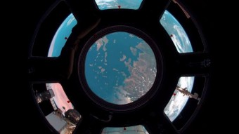 Time Lapse of Earth from the ISS