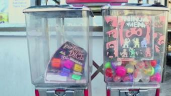 Homie Vending Machine
