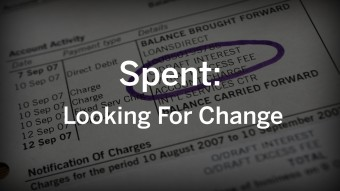 Spent-Looking-for-Change